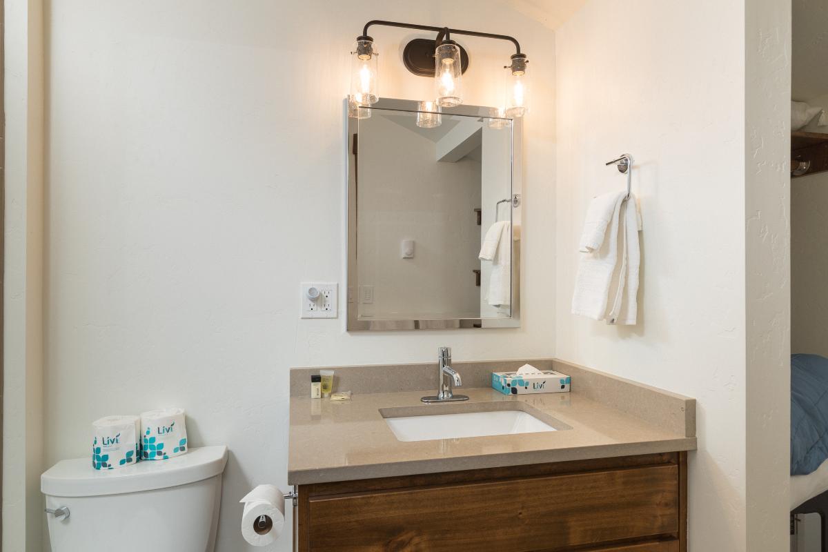 Bathroom remodel, Modern Craft, Bend, Oregon